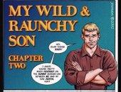motion comic strip