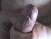Me Cumming up close