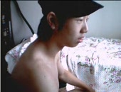 long webcam video of a Korean boy