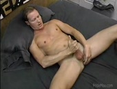 rubbing my cock for you