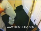HOT SEXY HUNG BULGE JEANS