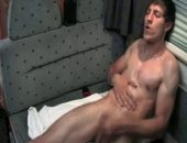 My private footage with boys. This hunk just had to stroke his cock, even though his friends were just outside of his caravan. Time is of the essence! will he get caught?