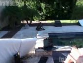 The guys love to give each other massages. Check this hot one that goes down pool side. Raw Dogging his asshole, this muscular hunk clearly wanted more than just a massage to happen!