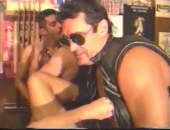 Tough, hairy, cigar chomping hank tower is a real mans man. His thick, muscled, leatherclad torso inspires cop buddy Mike Anthony to get down on...