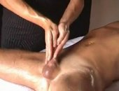 amateur cock massage video
