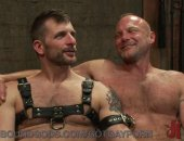 hairy bdsm hunks