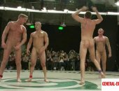 jocks work it on the mats