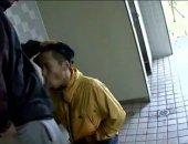 public toilet fucking