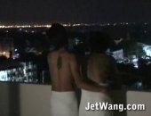 sucking cock in the night sky