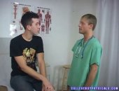 a very thorough twink check up