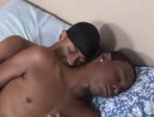 black boyfriends get it on in the morning