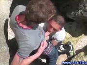 French amateur european gay dudes sucking cock in public outdoor