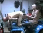 Hot Jocks Fucking and Toying in the Stockroom.