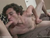 Hot Guy GIving His Partner a Great Blowjob.