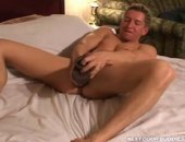 Hot Guy Loves Toying His Tight Ass.