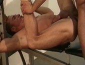Hot Muscle Guy Taking a Hardcore Anal Fuck.