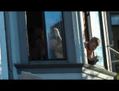 Horny Guy Got Fucked By HIs Buddy in the Window.