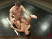 Horny Wrestlers Having a Great Anal Sex.