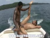 Horny Blacks Having a nice anal hardcore sex.