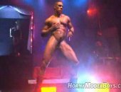 Hot and Sexy Horny Male Stripper.
