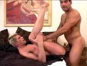 Gay Blonde Sucking Cock and got Fucked.