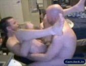 Mature Couple Fucking on Webcam.