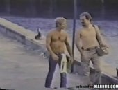 Two husbands meet up to fuck.