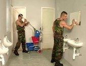 Military studs fuck hard.