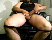 big burly bears love to jerk off on cam.