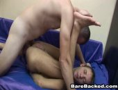 Slim and sexy studs in a very sexy anal fucking porn with nasty ass creampie. Hot gay bareback without condom and unloading of sperm inside his gay lovers tight ass.