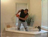 this hot jock became a plumber