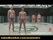 naked combat four ways