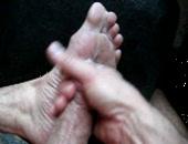 jerking off onto my foot. It is an amazing nutt. Listen to me enjoy it