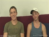 Two hot boys sits and jack off massive dongs on sofa. More video @ http:www.chipgays.combroke