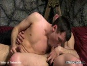 Hot young sexy twinks helping each other reach orgasm