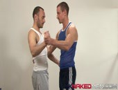 Strictly Cum - Hot naked men start by dancing and end up licking each others assholes