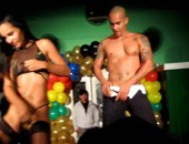 Stripper Gogo Boy Argentino