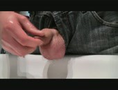 Piss and cumshot