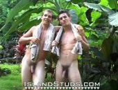 Island Studs is excited to present two of our most popular exclusive models in HOT DUO ACTION!  Big Dick Darren, the sexy Waikiki lifeguard, and...