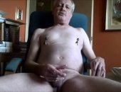 he likes poppers and nipple clamps