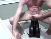 Amateur anal stimulation video