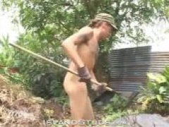 Nate is a day laborer, working on building his own house on land he recently purchased.  He is also an avid Capoeira performer and Brazilian...