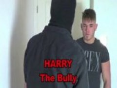 Young 18 year Old Harry gets his OTK spanking. This straight boy learns that getting spanked is not fun at all!