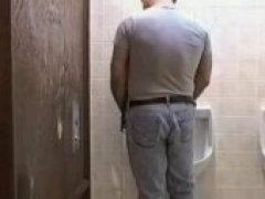 Sucking Piss Covered Cock