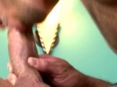 Ayden Marx makes Cody Cumming convulse with pleasure