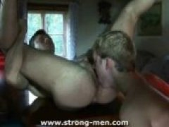 horny jocks eat ass for lunch