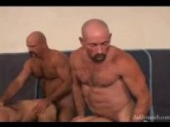 fucking hairy hunks bare on the floor