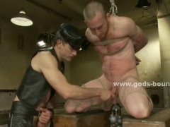 Hot Jock Sucks Cock,Got Fucked and Gets Humiliated.