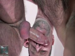 mature men breeding and sucking
