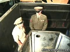officers glory hole fum